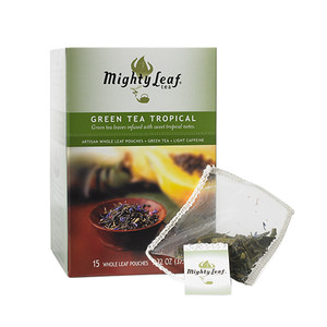 Mighty Leaf - Green Tea Tropical