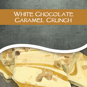 White Chocolate Caramel Crunch - Aroma Ridge