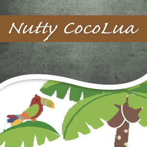 Nutty Coco-Lua Flavored Coffee
