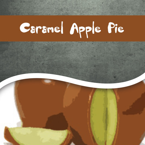 Caramel Apple Pie - Aroma Ridge