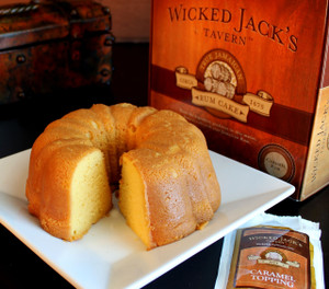 Wicked Jacks Tavern Caramel Rum -20oz