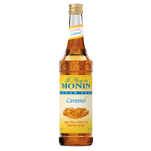 Monin - SugarFree Caramel