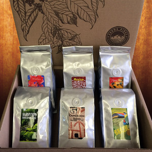 World Sampler -Coffees from around the world