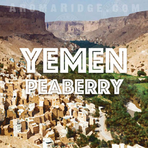 Yemen Peaberry Coffee