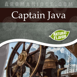 Captain Java- All Natural Flavored Coffee