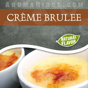 Creme Brulee – All-Natural Flavored Coffee