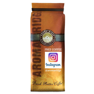 Instagram Promo Coffee