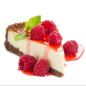 Raspberry White Chocolate Cheesecake  Flavor Coffee