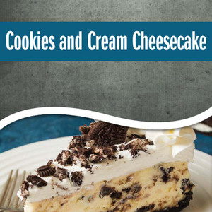 Cookies & Cream Cheesecake Flavored Coffee