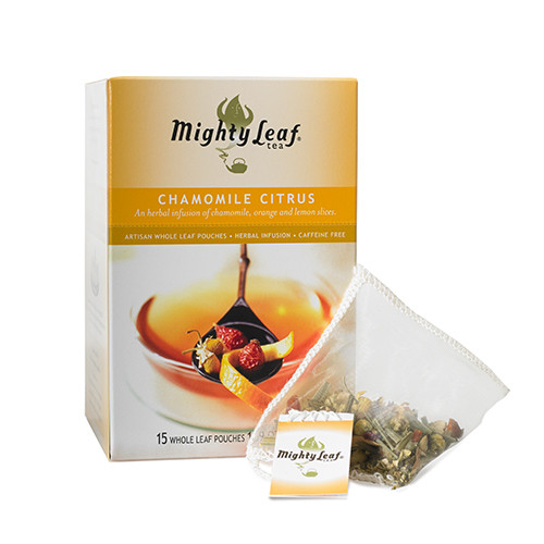 Mighty Leaf - Camomile Citrus