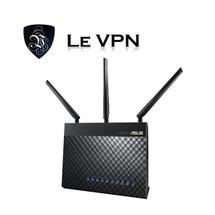 Le VPN Asus RT-AC68U powered by Sabai OS
