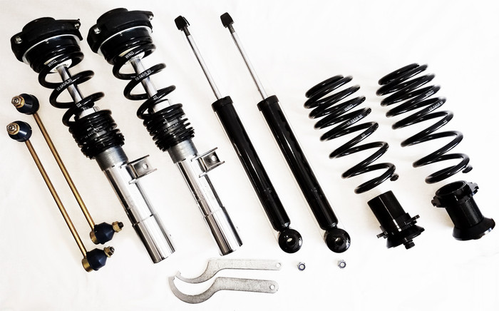 WRD ADVANTAGE STREET COILOVERS MK5/6 Assembled