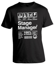 Stage Manager Unisex Tee