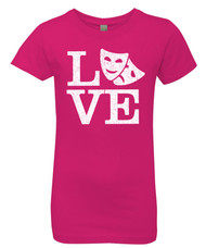 Love Theatre Girls T-Shirt