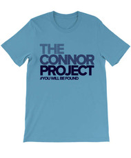 The Connor Project - You Will Be Found - Dear Evan Hansen T-Shirt