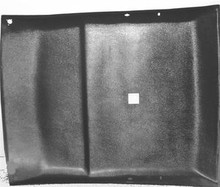 Headliner - Hard Top -Dome Light- UNCOVERED