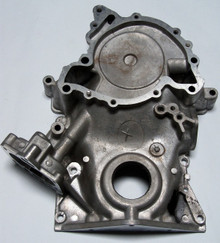 Original cast GM timing chain cover available thru Highway Stars