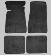 Floor Mats-Grand National/Turbo Regal 1984-1987