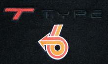 Floor Mats w/TType logo #63E- 1984-1987