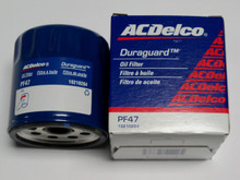 Filter - Oil Filter PF47 - ACDelco