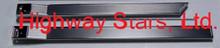 Door Trim (Door Panel Escutcheons) - 2 pc PASSENGER SIDE ONLY (door pull screw covers SOLD SEPARATELY)