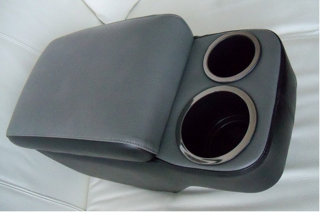 Center Console With Drink Holder 2 Tone For Turbo Regal
