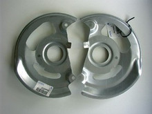 Brake Splash Shields - Front Brakes