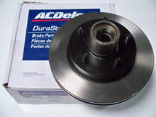Brake Rotor Assembly - ACDelco Durastop OE