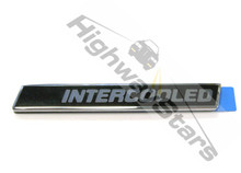 "Badge - 1986-1987 ""Intercooled"" - GM# 25526372"