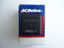 ACDelco Compressor Relay for 1986 1987 Buick Grand National Turbo Regal GNX