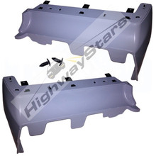 Buick Grand National Front Bumper fillers - made of flexibleTPO plastic
