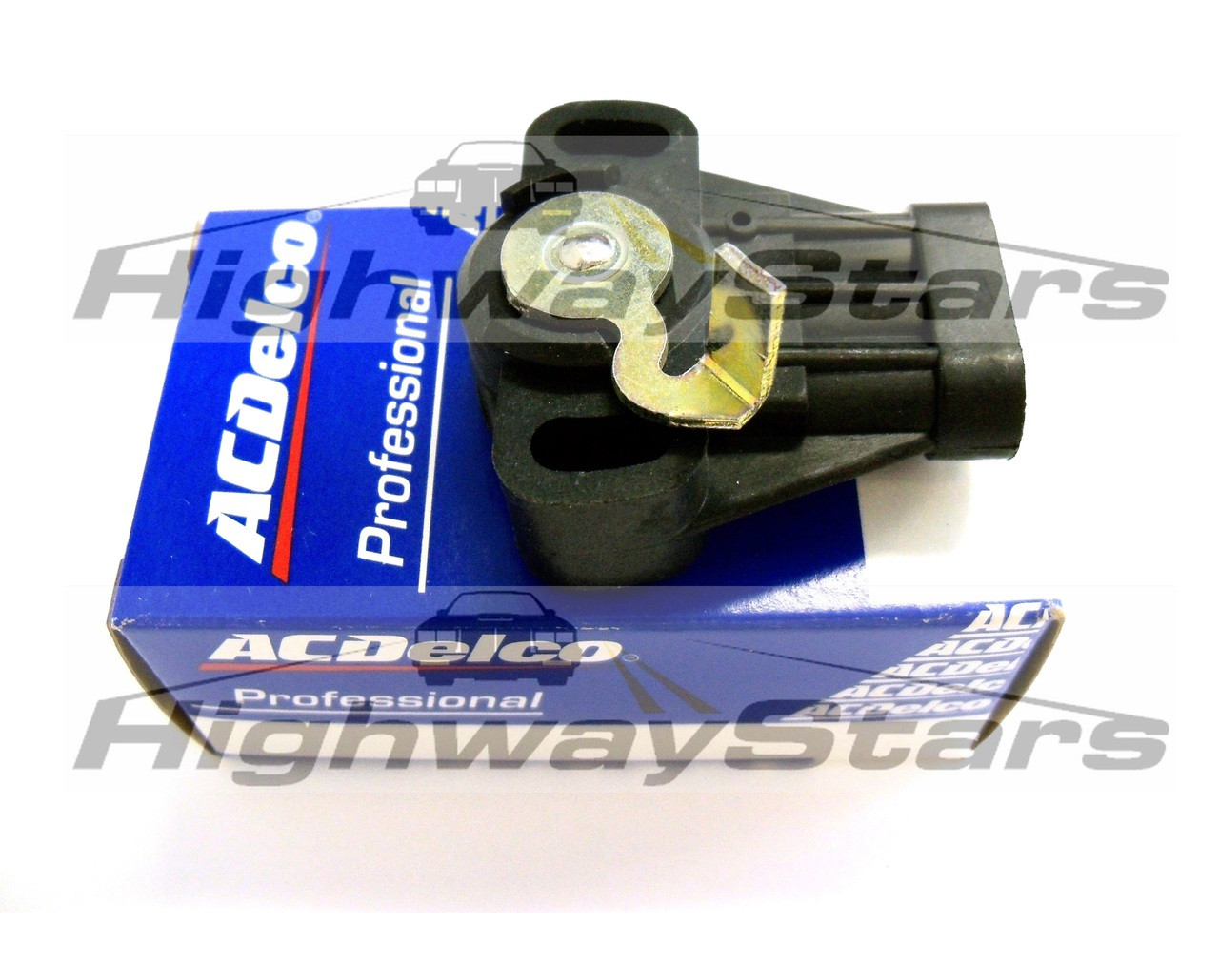 Acdelco Parts Throttle Position Sensor For Buick Grand