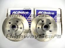 ACDelco parts Buick Grand National brake rotors