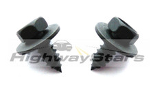 Screws - Deflector (Air Dam) Mounting - Pair of 2