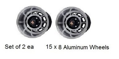 Grand National aluminum wheels 15 x 8 CCIGBPGNAL158 sold through Highway Stars