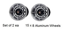 Grand National aluminum wheels 15 x 8 CCIGBPGNAL158 sold through Highway Stars