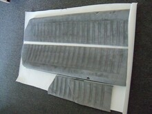Door panels for a Buick Turbo T T-type regal or a WE4