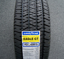 Tire - Goodyear Eagle GT P215/65R15 OWL (like factory original)
