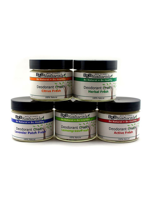 The 100% all-natural deodorant that works overtime keeping you fresh all day. Comes in five extraordinary fragrances, lightly scented with all-natural essential oils to complement the tropical aroma of pure, organic coconut oil.  You will be pleasantly surprised at how well it works!