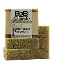 This rich, creamy bar is a customer favorite with its naturally fresh, lemony, herbal scent. Great for combination skin! Scented with all natural essential oils for a delightful aroma that is perfect for both men and women.