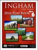Ingham County Michigan 2016 Plat Book