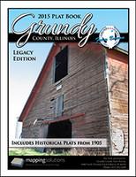Grundy County Illinois 2015 Plat Book
