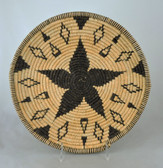Apache Willow Star Basket by Mary Porter