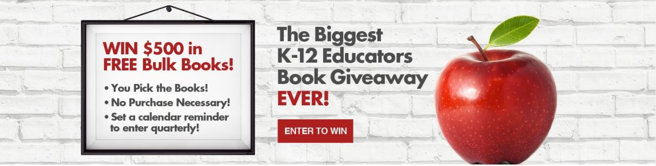 Giveaway for EDU