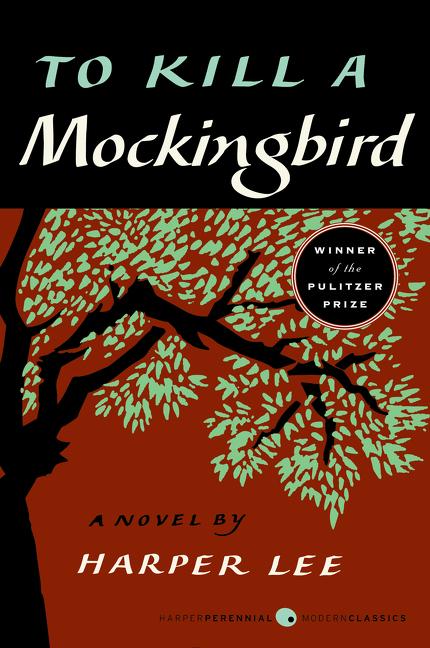 To Kill a Mockingbird by Harper Lee, 9780060935467