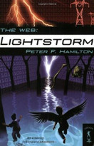 The Web: Lightstorm by Peter F. Hamilton, 9780765349422