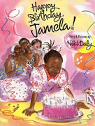 Happy Birthday, Jamela! by Niki Daly, 9780374328429
