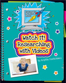Watch It! Researching with Videos - 9781631888755 by Kristin Fontichiaro, Kathleen Petelinsek, 9781631888755