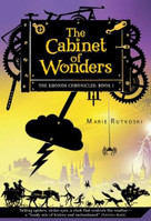 The Cabinet of Wonders (The Kronos Chronicles: Book I) (Square Fish) by Marie Rutkoski, 9780312602390