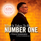 What it Takes to Be Number One - 9781608100316 by Vince Lombardi, Vince Lombardi, 9781608100316